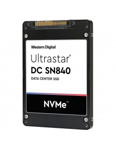 "Western Digital Ultrastar DC SN840 2.5"" 6400 GB PCI Express 3.1 3D TLC NVMe Western Digital 0TS2063 - 1"