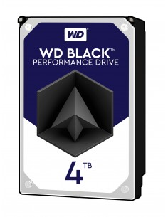 "Western Digital Black 3.5"" 4000 GB Serial ATA III Western Digital WD4005FZBX - 1"