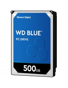 "Western Digital Blue 500GB 2.5"" Serial ATA III Western Digital WD5000LQVX - 1"