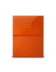 Western Digital My Passport external hard drive 2000 GB Orange Western Digital WDBS4B0020BOR-EEEX - 1