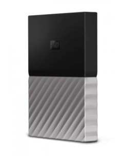Western Digital My Passport Ultra 2TB external hard drive 2000 GB Black, Grey Western Digital WDBTLG0020BGY-WESN - 1