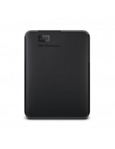 Western Digital Elements Portable ulkoinen kovalevy 5000 GB Musta Western Digital WDBU6Y0050BBK-WESN - 1