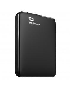 Western Digital WD Elements Portable external hard drive 500 GB Black Western Digital WDBUZG5000ABK-WESN - 1