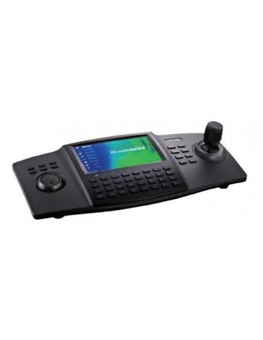 Hikvision Digital Technology DS-1100KI digitaalisen videotallentimen lisätarvike Ohjauspaneeli DC Musta Muovi 1 kpl Hikvision DS