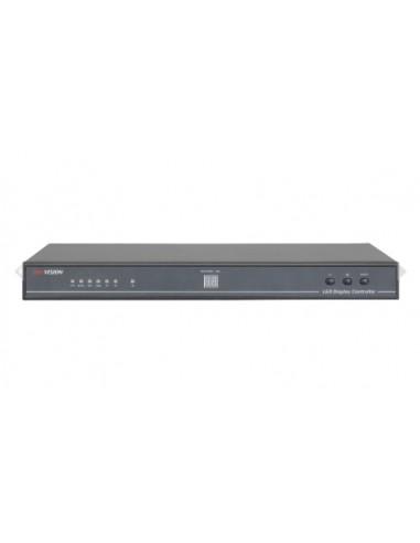 Hikvision Digital Technology DS-D42C08-H mediaesityksen hallintalaitteet Musta Hikvision DS-D42C08-H - 1
