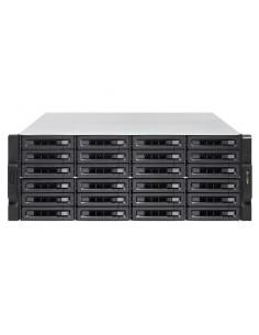 QNAP TS-2483XU-RP NAS Teline ( 4U ) Ethernet LAN Musta E-2136 Qnap TS2483XURPE213616G - 1