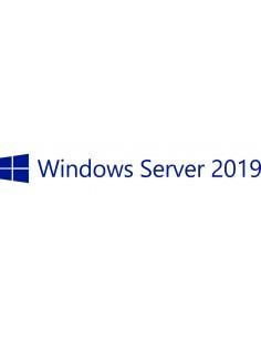 Hewlett Packard Enterprise Microsoft Windows Server 2019 Licens Tyska, Engelska, Spanska, Franska, Italienska, Japanska Hp P1108