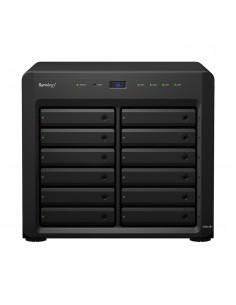 Synology DiskStation DS2419+ NAS- ja tallennuspalvelimet Tower Ethernet LAN Musta C3538 Synology DS2419+ - 1