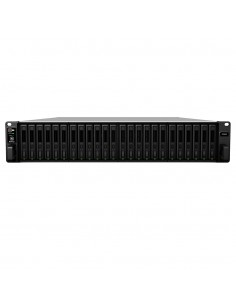 Synology FlashStation FS3400 NAS- ja tallennuspalvelimet Teline ( 2U ) Ethernet LAN Musta, Harmaa D-1541 Synology FS3400 - 1