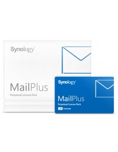Synology MailPlus 20 lisenssi(t) Lisenssi Synology MAILPLUS 20 LICENSES - 1