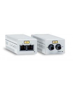 Allied Telesis AT-DMC100/LC-00 verkon mediamuunnin 100 Mbit/s 1310 nm Monitila Harmaa Allied Telesis AT-DMC100/LC-00 - 1