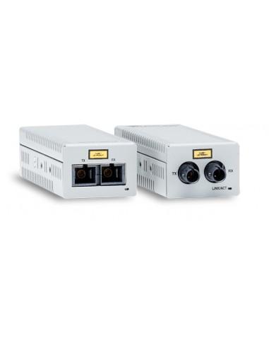 Allied Telesis AT-DMC100/LC-00 network media converter 100 Mbit/s 1310 nm Multi-mode Grey Allied Telesis AT-DMC100/LC-00 - 1
