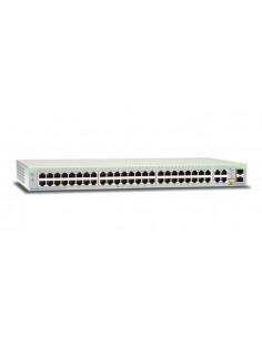 Allied Telesis AT-FS750/52-50 Managed Fast Ethernet (10/100) 1U Grey Allied Telesis AT-FS750/52-50 - 1