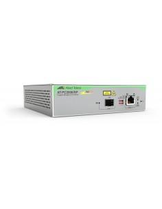 Allied Telesis AT-PC2000/SP-60 mediakonverterare för nätverk 1000 Mbit/s 850 nm Grå Allied Telesis AT-PC2000/SP-60 - 1