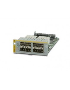 Allied Telesis AT-SBx81XLEM/XS8 nätverksswitchmoduler Allied Telesis AT-SBX81XLEM/XS8 - 1