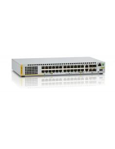 Allied Telesis AT-X310-26FT-30 nätverksswitchar hanterad L3 Gigabit Ethernet (10/100/1000) Grå Allied Telesis AT-X310-26FT-30 -