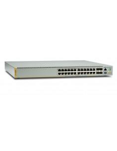 Allied Telesis AT-x510-28GPX-50 Hallitsematon Gigabit Ethernet (10/100/1000) Power over -tuki Harmaa Allied Telesis AT-X510-28GP