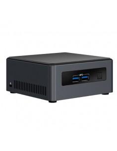 Intel NUC BLKNUC7I7DNH2E barebone-tietokonerunko UCFF Musta BGA 1356 i7-8650U 1.9 GHz Intel BLKNUC7I7DNH2E - 1
