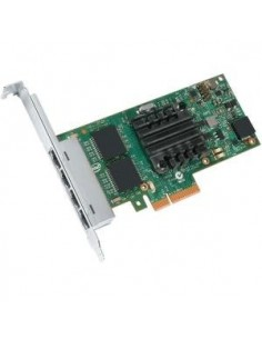 Intel I350T4V2 verkkokortti Sisäinen Ethernet 1000 Mbit/s Intel I350T4V2 - 1