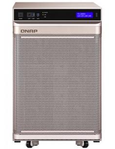 QNAP TS-2888X-W2175-128G NAS- & lagringsservrar Tower Nätverksansluten (Ethernet) Silver W-2175 Qnap TS-2888X-W2175-128G - 1