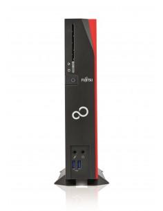 Fujitsu FUTRO S940 1.5 GHz J5005 Windows 10 IoT Svart, Röd Fujitsu Technology Solutions VFY:S0940P1011NC - 1