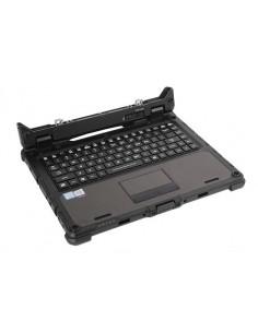 Getac GDKBD5 tangentbord för mobila enheter Svart AZERTY Fransk Getac GDKBD5 - 1