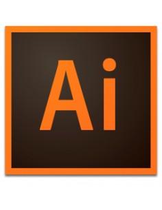 Adobe Illustrator CC 1 lisenssi(t) Englanti Adobe 65276557BA02A12 - 1