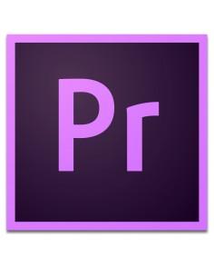 Adobe Premiere Pro CC 1 lisenssi(t) Englanti Adobe 65276952BB02A12 - 1