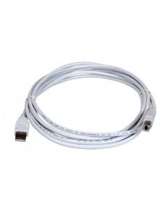 Lexmark USB Type A - B USB-kaapeli 2 m Valkoinen Lexmark 1021294 - 1