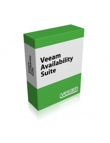 Veeam P-VASSTD-VS-P0000-00 programlicenser/uppgraderingar 1 licens/-er Veeam P-VASSTD-VS-P0000-00 - 1