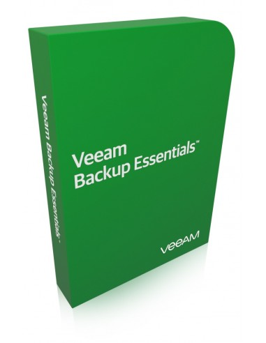 Veeam Backup Essentials Lisenssi Veeam V-ESSPLS-0V-SU1YP-00 - 1