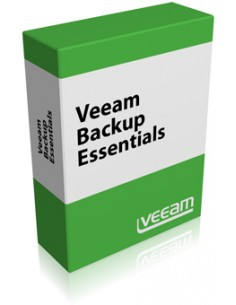Veeam Backup Essentials Veeam V-ESSPLS-VS-P0000-UF - 1
