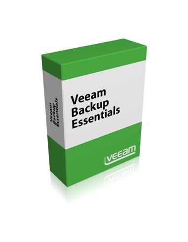 Veeam Backup Essentials Veeam V-ESSPLS-VS-P01MR-00 - 1
