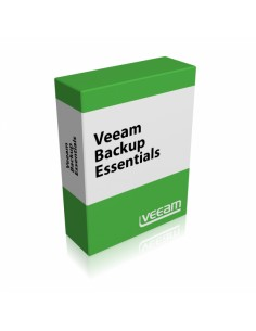 Veeam Backup Essentials 1 lisenssi(t) Veeam V-ESSSTD-0V-SU1YP-00 - 1