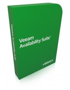 Veeam Availability Suite License Veeam V-VASSTD-VS-P0000-U1 - 1