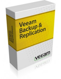 Veeam Backup & Replication Standard for VMware Uusiminen Englanti Veeam V-VBRSTD-VS-P01AR-00 - 1