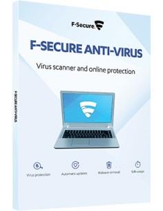F-SECURE Anti-Virus f/ Windows Servers Uusiminen Englanti F-secure FCSWSR1EVXCIN - 1