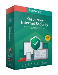 Kaspersky Lab Internet Security 2020 3 lisenssi(t) Kaspersky KL1939G5CFS-20 - 1
