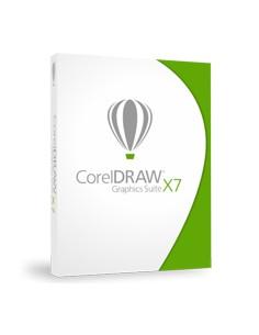 Corel CorelDRAW Graphics Suite X7 Corel LCCDGSSUB11 - 1