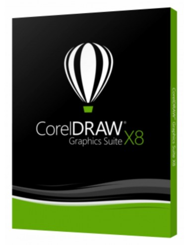 Corel CorelDRAW Graphics Suite X8 1 lisenssi(t) Uusiminen Monikielinen Corel LCCDGSSUB15 - 1