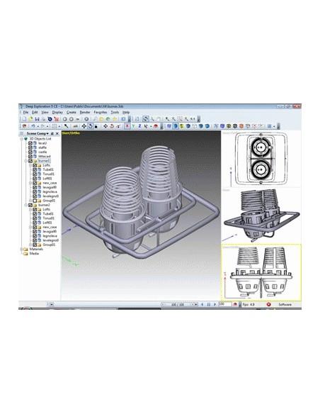 Corel Designer Technical Suite X4, 1-10u, Multi Corel LCCDTSX4MLPCA - 3