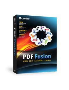 Corel PDF Fusion, WIN, 1-10u, ENG Corel LCCPDFF1MLA - 1