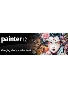 Corel Painter 12. EDU, 61-300u, ENG Englanti Corel LCPTR12IESTUB - 1