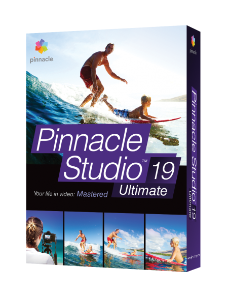 Corel Pinnacle Studio 19 Ultimate Monikielinen Corel LCST19ULML2 - 2