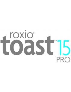 Corel Toast 15 Titanium Education License (5-50) Saksa, Englanti, Espanja, Ranska, Italia Corel LCT15TMLA1 - 1