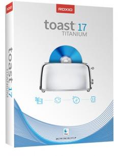 Corel Toast 17 Titanium 501 - 2500 lisenssi(t) Elektroninen ohjelmistolataus (ESD) Monikielinen Corel LCT17TML4 - 1