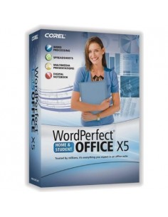Corel WordPerfect Office X5, 300+u, EDU Corel LCWPX5MPCSTUC - 1