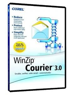 Corel WinZip Courier 3.0, 100-199U, EN e-postklienter Corel LCWZCO3ENE - 1