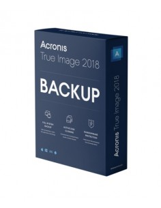 Acronis True Image 2018 5 licens/-er ESD (Electronic Software Download) Acronis Germany Gmbh THRASLLOS - 1