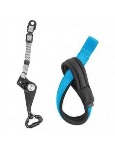 Pacsafe Carrysafe 50 GII strap Digital camera Spandex,Neoprene,Polypropylene (PP) Black,Blue Pacsafe 15256616 - 1